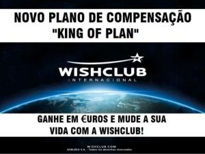 Novo Plano de compensação wishclub Atualizado em 12/08/2014